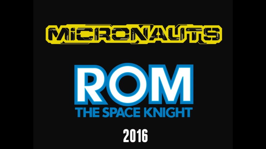 Micronauts Rom
