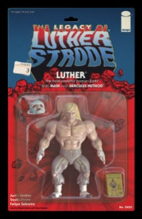 NYCC Legacy of Luther Strode