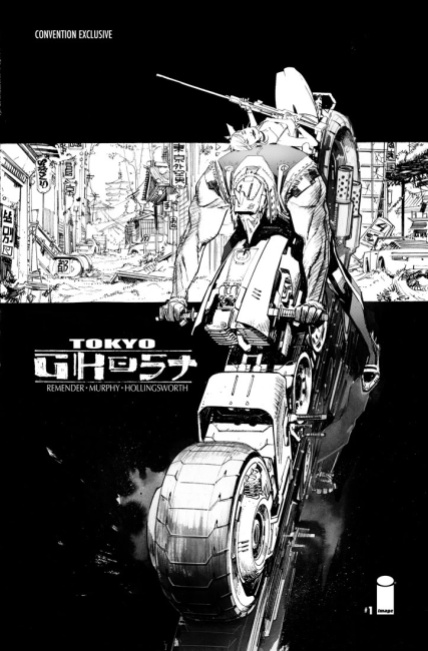 NYCC Tokyo Ghost