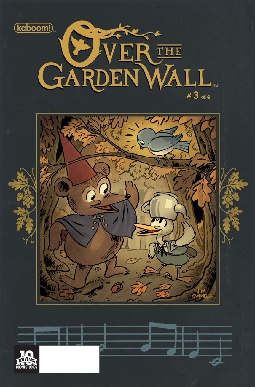 Preview: Over the Garden Wall #3 (of 4) - Graphic Policy