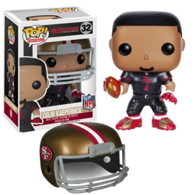 Pop Football Kaepernick