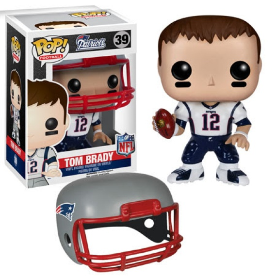 Pop Football Tom Brady
