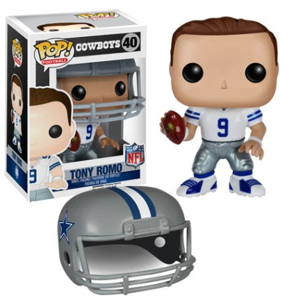 Pop Football Tony Romo