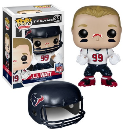 Pop Football Watt