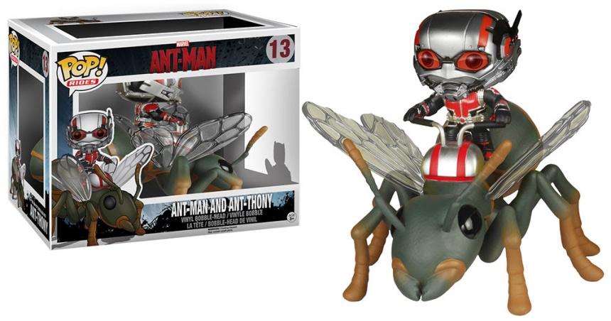 Pop! Rides Ant-Man
