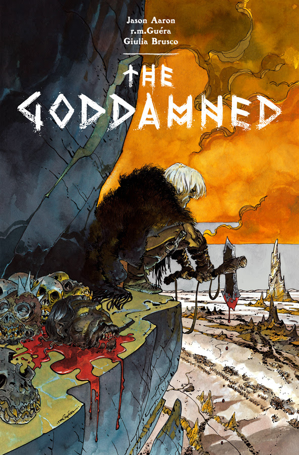 The Goddamned unveils a world of wanton cruelty, wickedness, and violence