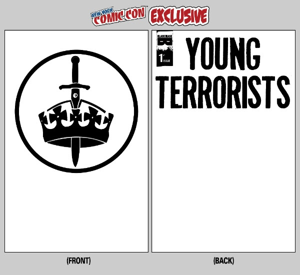 YOUNG TERRORISTS #1 NYCC