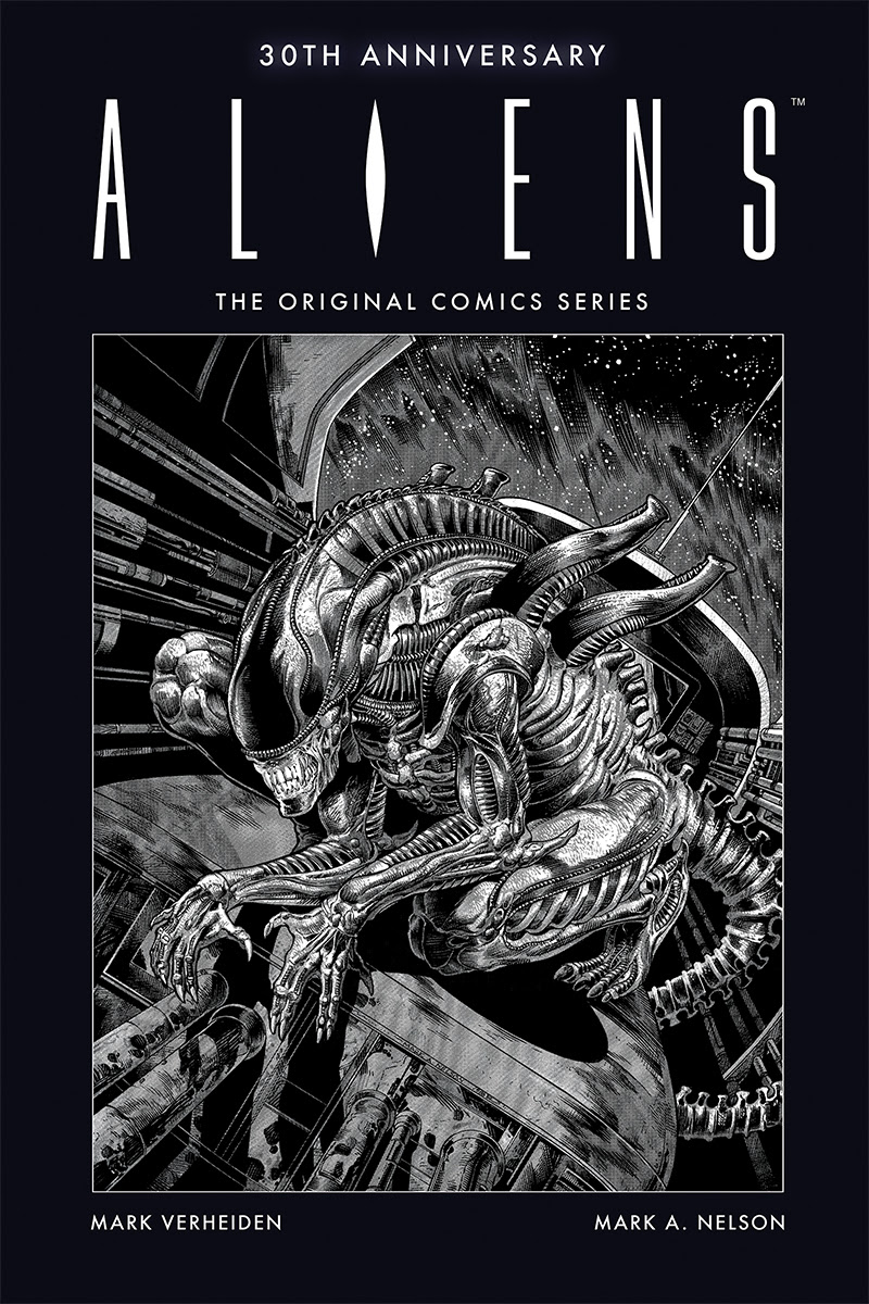 ALIENS SERIES FOR 30th ANNIVERSARY HARDCOVER