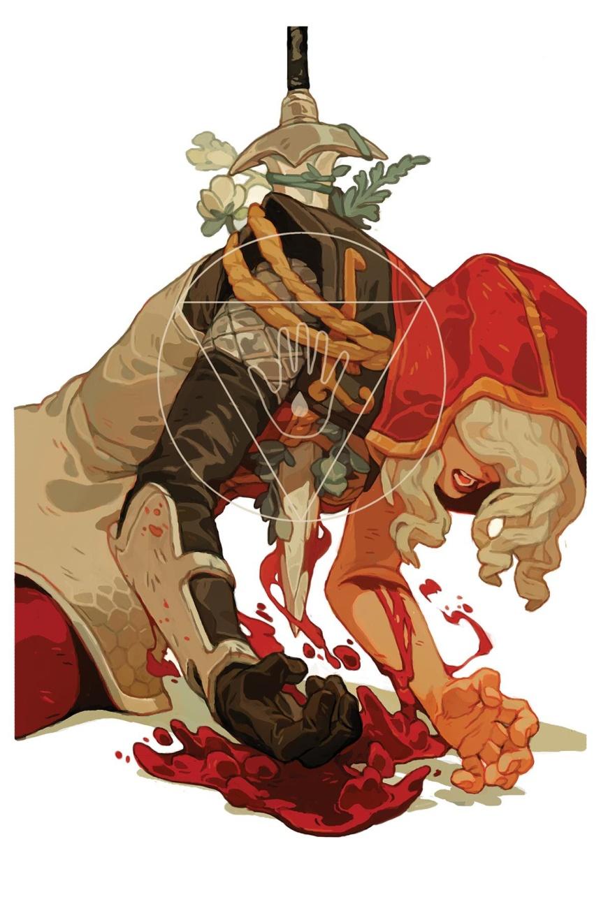 Dragon Age Magekiller #1 1