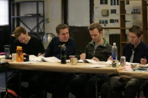 Jug Band Read Through