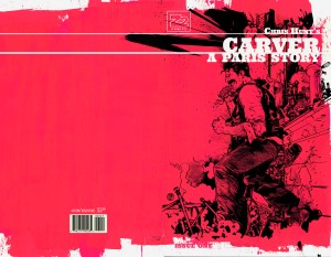 Carver #1 Paul Pope Cover