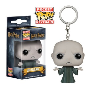 Pocket Pop! Keychains Harry Potter Lord Voldermort