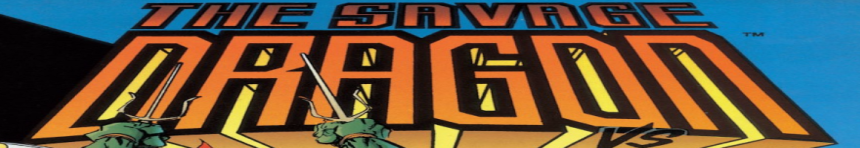 Savage Dragon Header
