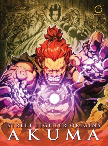 Street Fighter Origins Akuma