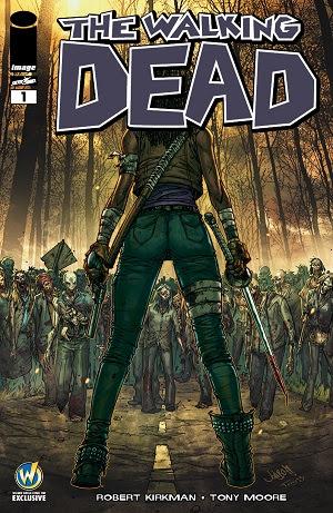 The Walking Dead Jonboy Meyers