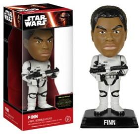 Wacky Wobblers Star Wars Episode 7 The Force Awakens Finn
