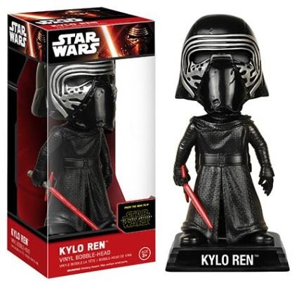Wacky Wobblers Star Wars Episode 7 The Force Awakens Kylo Ren