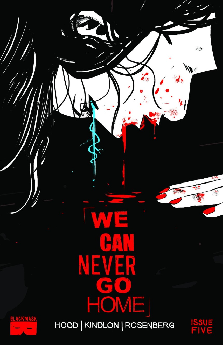 WE CAN NEVER GO HOME #5 Cover