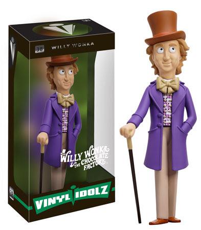Willy Wonka Vinyl Idolz Willy Wonka