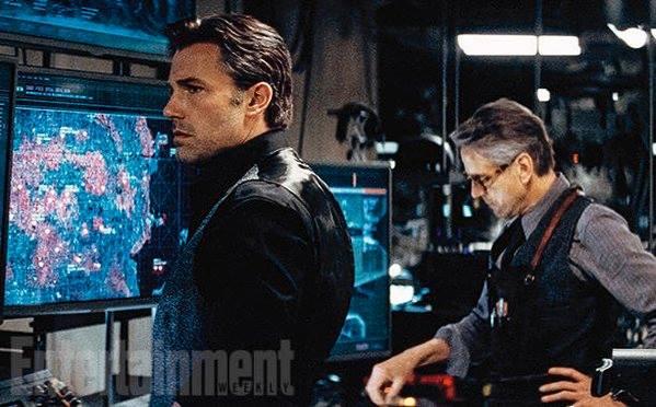 Batman v Superman Batcave 2