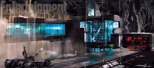 Batman v Superman Batcave 3