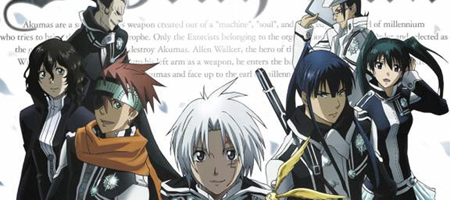 Review: D. Gray-Man