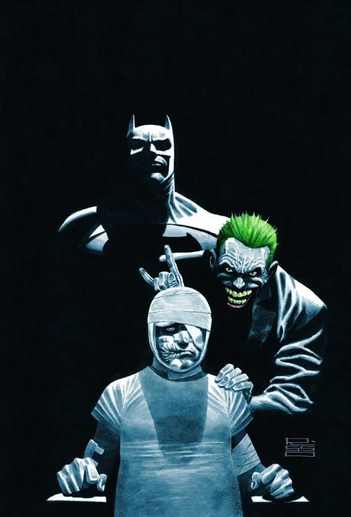 Dark Night A True Batman Story_OGN_Cv1