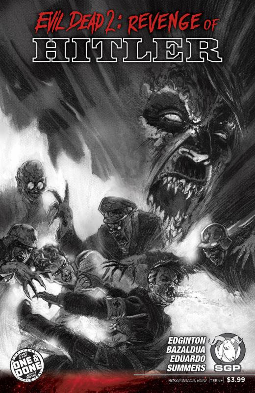 Evil Dead 2 Revenge of Hitler #1 1