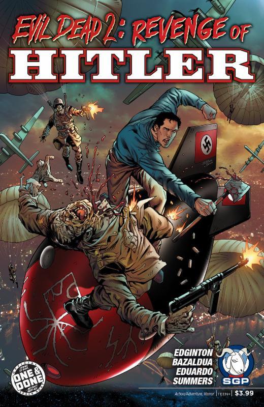 Evil Dead 2 Revenge of Hitler #1