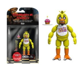Five Nights at Freddy's 5 Action Figures 2
