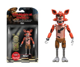 Five Nights at Freddy's 5 Action Figures 3