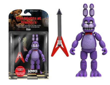 Five Nights at Freddy's 5 Action Figures 4