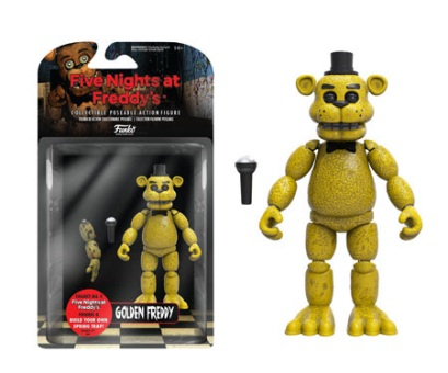 Five Nights at Freddy's 5 Action Figures 5