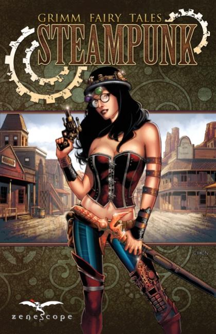 Grimm Fairy Tales Steampunk 1