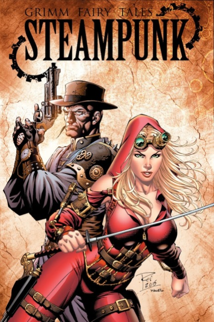 Grimm Fairy Tales Steampunk 2