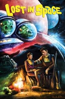 IRWIN ALLEN'S LOST IN SPACE THE LOST ADVENTURES 1