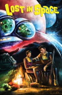 IRWIN ALLEN'S LOST IN SPACE THE LOST ADVENTURES 1