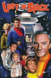 IRWIN ALLEN'S LOST IN SPACE THE LOST ADVENTURES