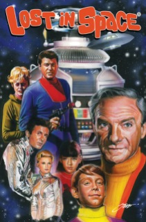 IRWIN ALLEN'S LOST IN SPACE THE LOST ADVENTURES