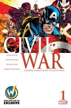 Michael Golden Civil War