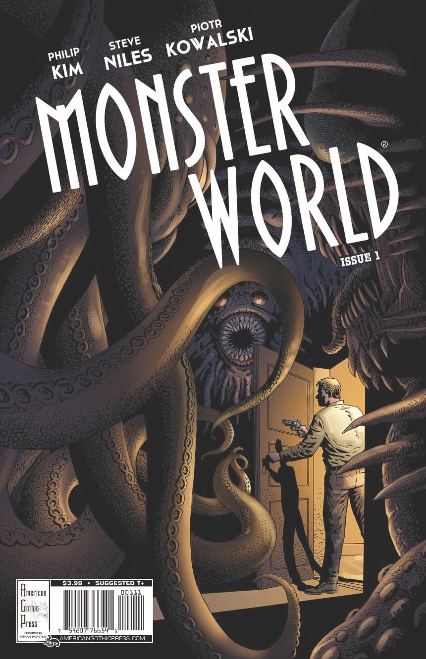 Monster World #1 1