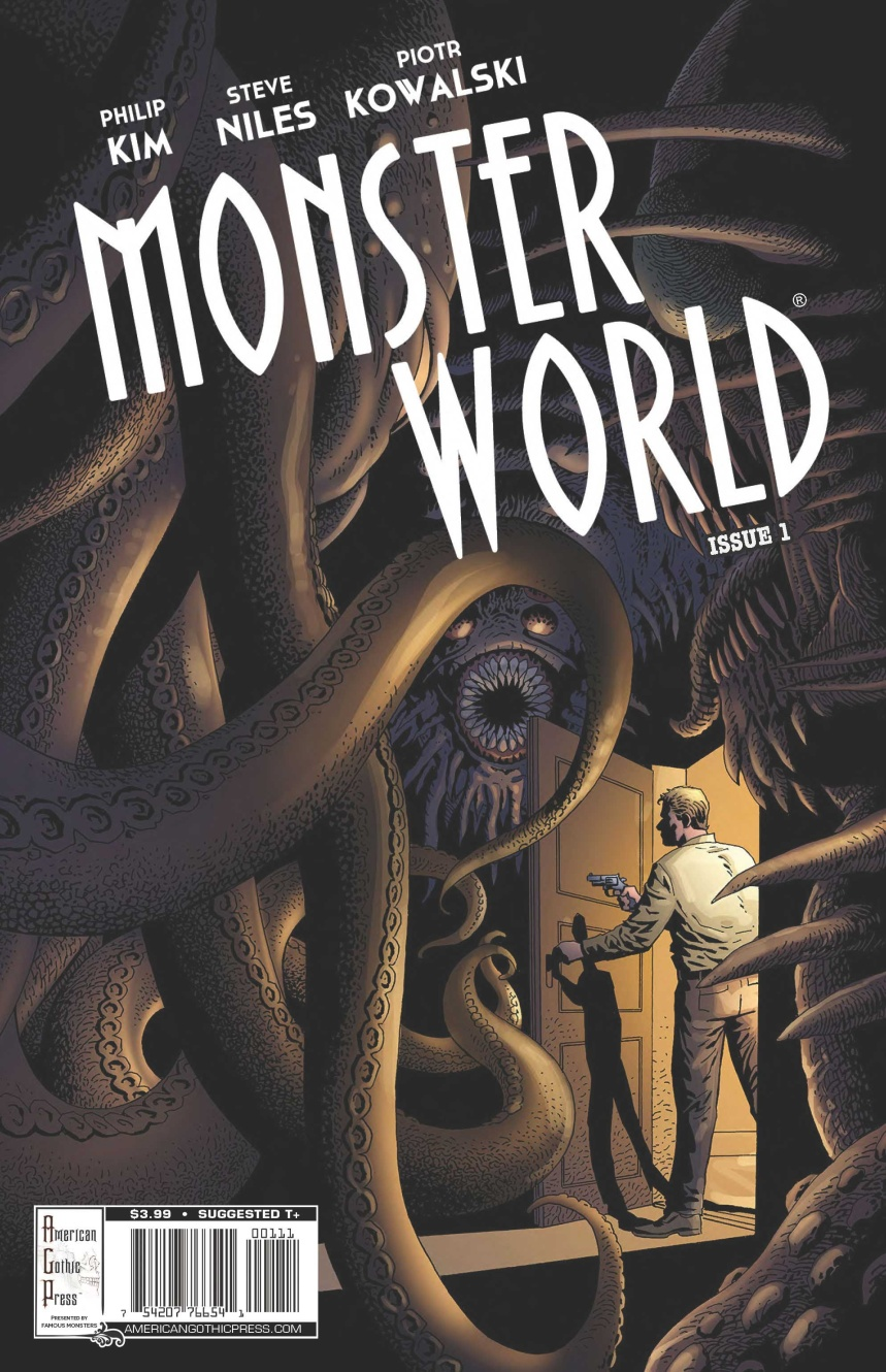 Monster World #1 1
