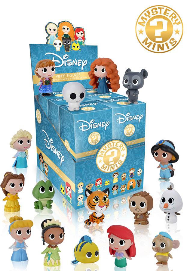 Mystery Mini Disney Princesses 1