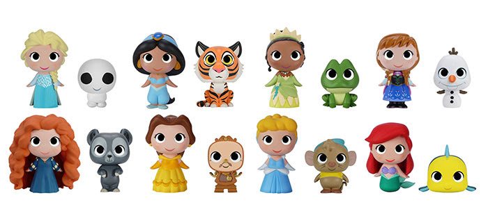 Mystery Mini Disney Princesses 2