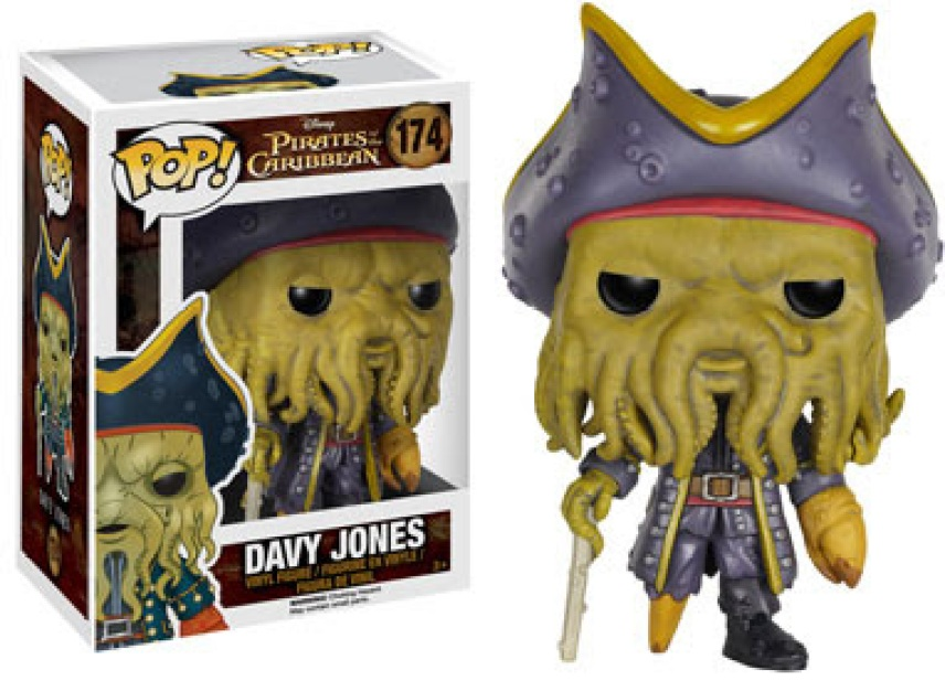 Pop! Disney Pirates of the Caribbean 4