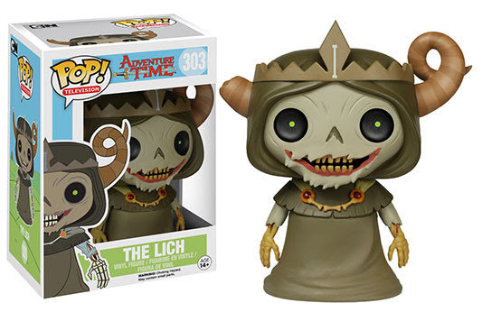 Pop! TV Adventure Time The Lich