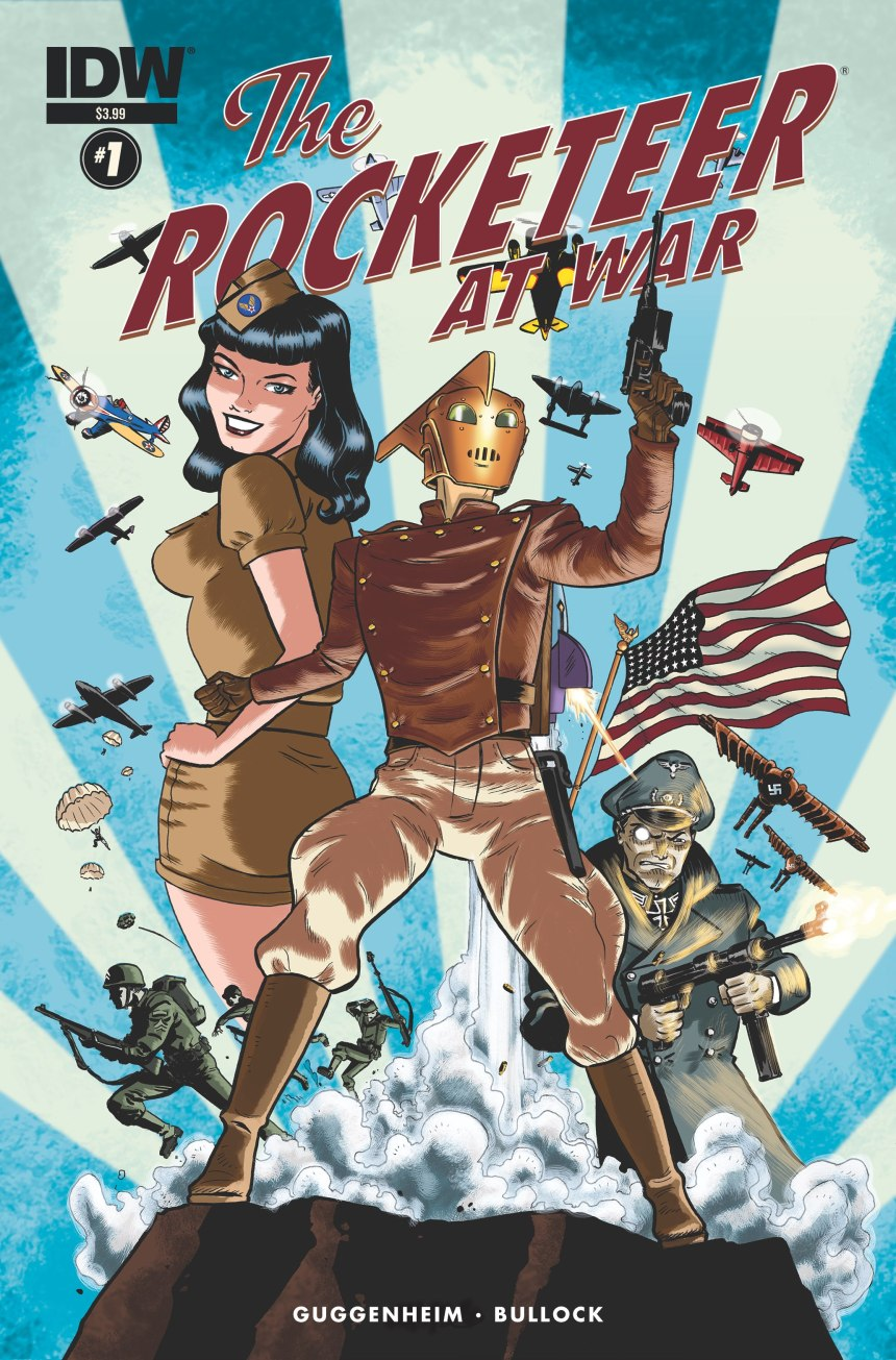 The Rocketeer At War Archives