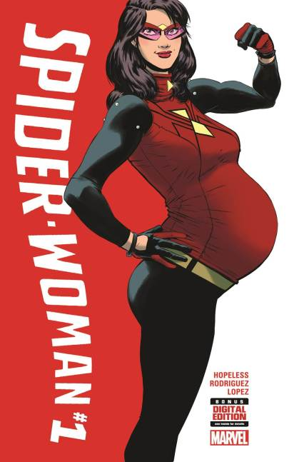 Spider-Woman_1_Cover_1st_Printing