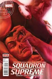 Squadron Supreme #2 Cover
