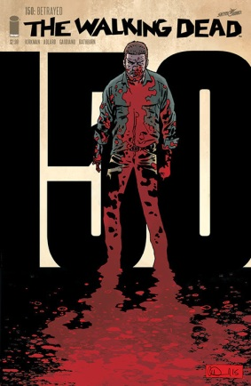 THE WALKING DEAD #150 1